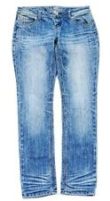 Almost Famous Womens Skinny Destroyed Jeans Size 9