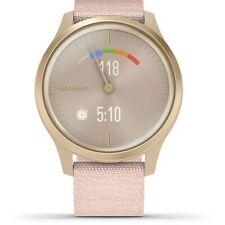 Garmin 010-02240-02 Vivomove Style Gold Ton Smartwatch