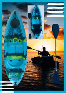 Junior Sit On Top 1.8 M Kayaks kids Fishing Kayak Package deal Inc Seat / Paddle