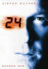 24: Season 1 (6 Discs] [Repackaged] [2009, DVD NEW)