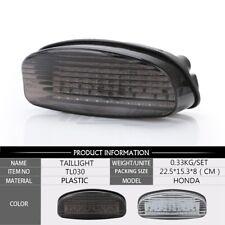 Tail Light Turn Signal LED for Honda CBR1100XX 1997 Hornet 250 600 1997-1998