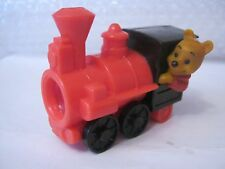 McDonald's Disneyland Pooh Train Engine Big Thunder Viewer, BAD PICTURE (010-14)