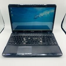 """Toshiba Satellite 16"""" A665D Notebook PC Laptop With Charger. Windows 10 OS."""
