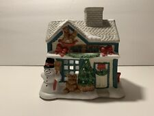 Partylite - Toy Shop Tea Light Holder - P0299 - Christmas Village