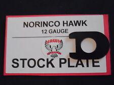 NORINCO IAC HAWK 12ga Factory New STOCK PLATE -ships FREE