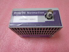 DIASYS Netmation PULSE DISTRIBUTER MODULE TYP:FXPDM01(PULSE IN 1CH/OUT 8ch)  MIT