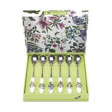 Portmeirion Botanic Garden Tea Spoon Set of 6
