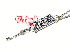 ONCE UPON A TIME GRANNY'S BED AND BREAKFAST ROOM KEY NECKLACE EMMA STORYBROOKE