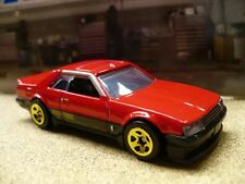 1982 Nissan Skyline Paul Newman R30, Red & Black on gold 5 spokes