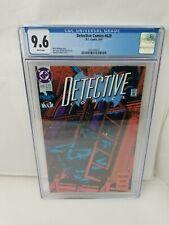 Detective Comics #628 DC Comics 1991 CGC 9.6 NM+