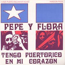 Pepe Y Flora - Tengo Puerto Rico en Mi Corazon [New CD]