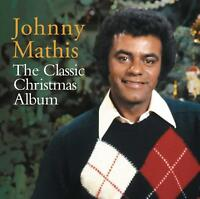 JOHNNY MATHIS - THE CLASSIC CHRISTMAS ALBUM CD *NEW*