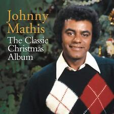 Johnny Mathis - The Classic Christmas Album CD