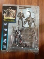 1997 Spawn Alley Playset