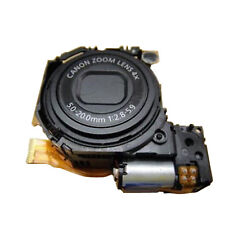 Black Lens Zoom Unit + CCD for CANON Powershot A1200 Digital Camera Replacement