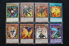 Red-Eyes Gemini deck set (B Dragon Black Flare Archfiend of Lightning Supervise)