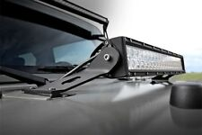 Jeep 20-inch LED Bonnet Mounts (07-18 JK Wrangler)  70533