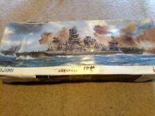 Fujimi 1/350 IJN hybrid battleship aircraft carrier Ise