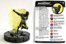 HeroClix - #057 Deathstroke - DC Rebirth