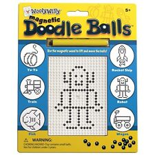 Magnetic Doodle Balls sensory fine motor play toy autism adhd silent activity