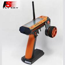 Flysky FS-GT3C 2.4G 3CH Radio Remote ControlTransmitter & Receiver For Car Boat
