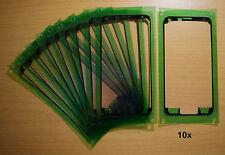 10x Kleber Klebepads Adhesive für Samsung Galaxy S5 i9600  Glas Rahmen