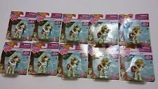 "10X NEW My Little Pony Friendship is Magic Flam Figure 2"" Hasbro Party Favor"