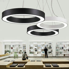 High Quality Office Circle Round Shape Suspension Hanging LED Pendant Lights