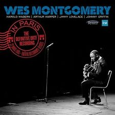 Wes Montgomery - In Paris: The Definitive ORTF Recording [New CD] Digipack Packa