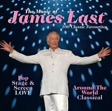James Last, James La - Music of James Last: 100 Popular Classics [New CD]