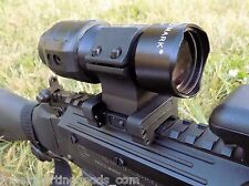 Sightmark 3x Tactical Magnifier Pro Fits EOTech, Aimpoint, Trijicon