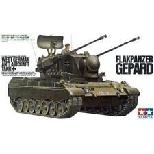 Tamiya 35099 1/35 Flakpanzer Gepard Plastic Model Kit Brand New