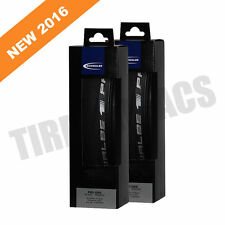 2 X Schwalbe PRO ONE 700 x 25 mm Black Tubeless Tire (1 pair)