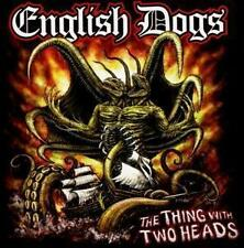 English Dogs - The Thing With the Two Heads (OVP)
