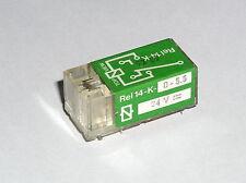 Relais ERNI REL14 -K0 - 5,5    Spulenspannung 24 Volt DC