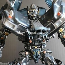 "Custom Painted Transformers Movie Ironhide Voyager Class - a True ""Masterpiece"""