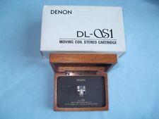 Denon DL-S1 MC Cartridge with Original Box