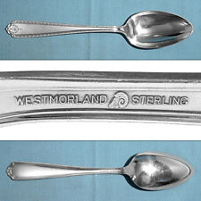 Westmorland Sterling Serving Spoon(S) ~ Lady Hilton ~ No Mono