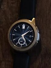 Samsung Galaxy Watch SM-R810 42mm Rose Gold Case Classic Buckle Black