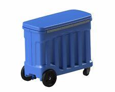 Driploc Polyethylene Soak Tank for Soiled Silverwear, Dishes, & Pots
