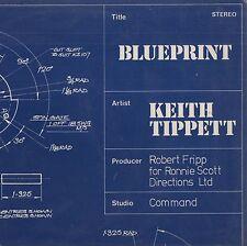 Keith Tippett - 'Blue print' 1972 UK RCA LP. Ex!