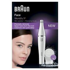 Braun Face 810 Gesichtsepilierer & Reinigungsbürste