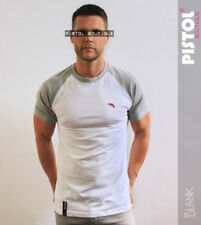 Herren-T-Shirts mit Rundhals-Raglan Raglan