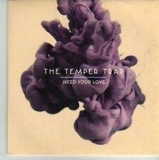 (CV939) The Temper Trap, Need Your Love - 2012 DJ CD