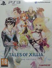 TALES of Xillia Day One Edition-UK STOCK (Playstation 3) ps3 Nuovo e Sigillato 1