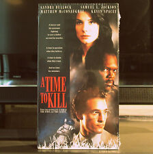A Time to Kill  - VHS New Factory Sealed, 1996 USA press