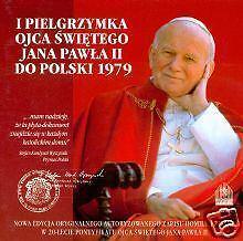 = JAN PAWEL II - I PIELGRZYMKA OJCA SWIETEGO DO POLSKI // CD