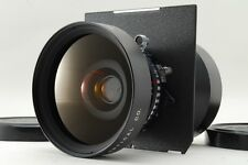 【AB Exc+】 Fuji FUJINON SW 125mm f/8 Large Format Lens w/Caps From JAPAN #2869