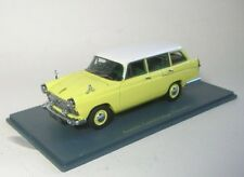 Austin Cambridge Traveller (yellow) 1966