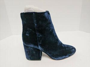 Sam Edelman Taye Ankle Booties, Ink Navy, Women's 7.5 M